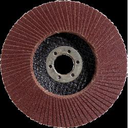 ΔΙΣΚΟΣ ΛΕΙΑΝΣΗΣ ΜΕ ΦΥΛΛΑΡΑΚΙΑ ΚΥΡΤΟΣ 115mm, Κ120